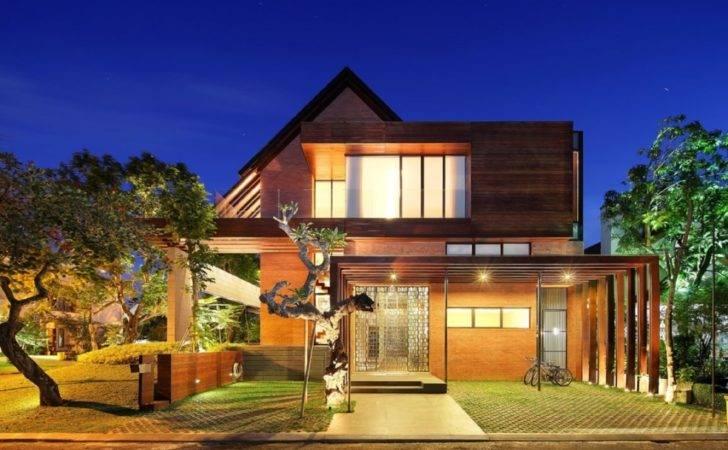 Minimalist Tropical House Elegance Designs