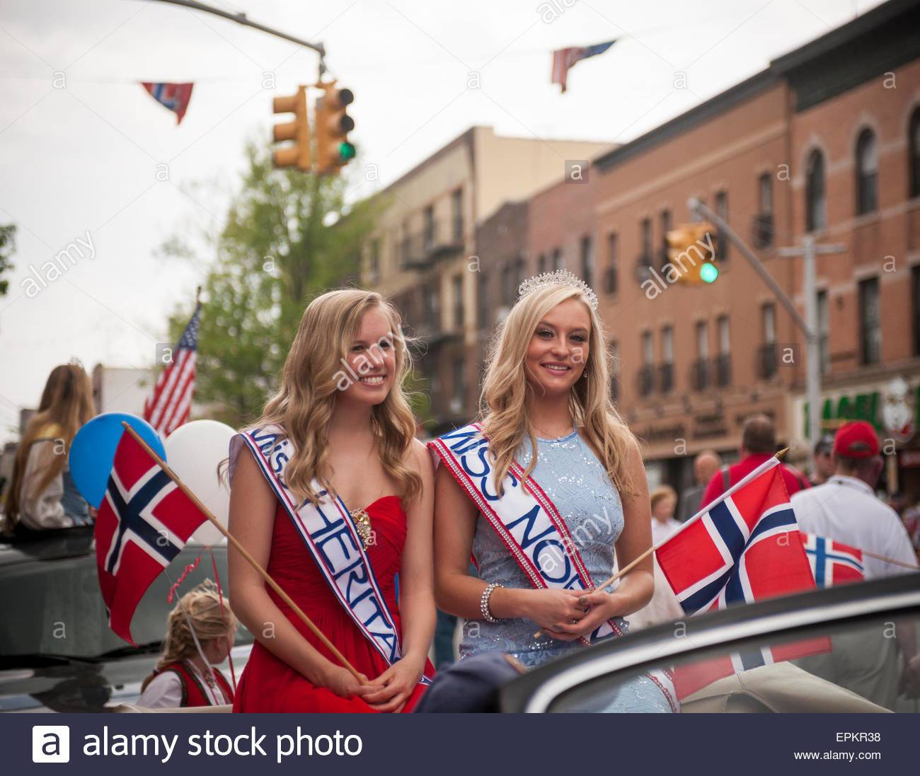 Miss Norway Norwegian Heritage Wait Ride Annual