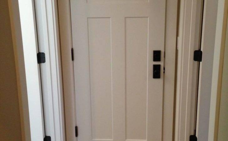 Mission Style Doors Decor Craftsman Pinterest