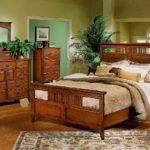 Mission Style Oak Bedroom Furniture Craftsman