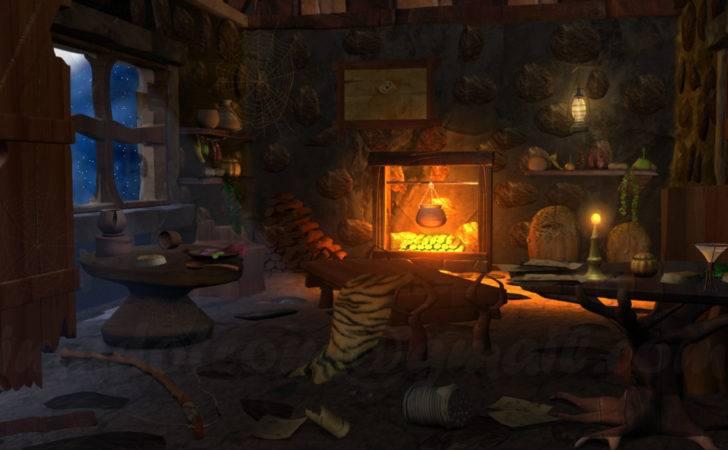 Mitra Generalist Animation Concept Night Fantasy Room