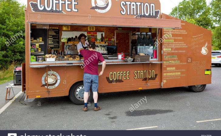 Mobile Coffee Stall Photos