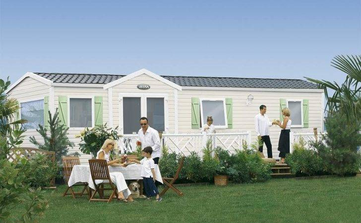 Mobile Homes France Parc Sites Located Following Areas