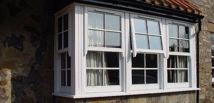 Mock Replica Sash Case Windows