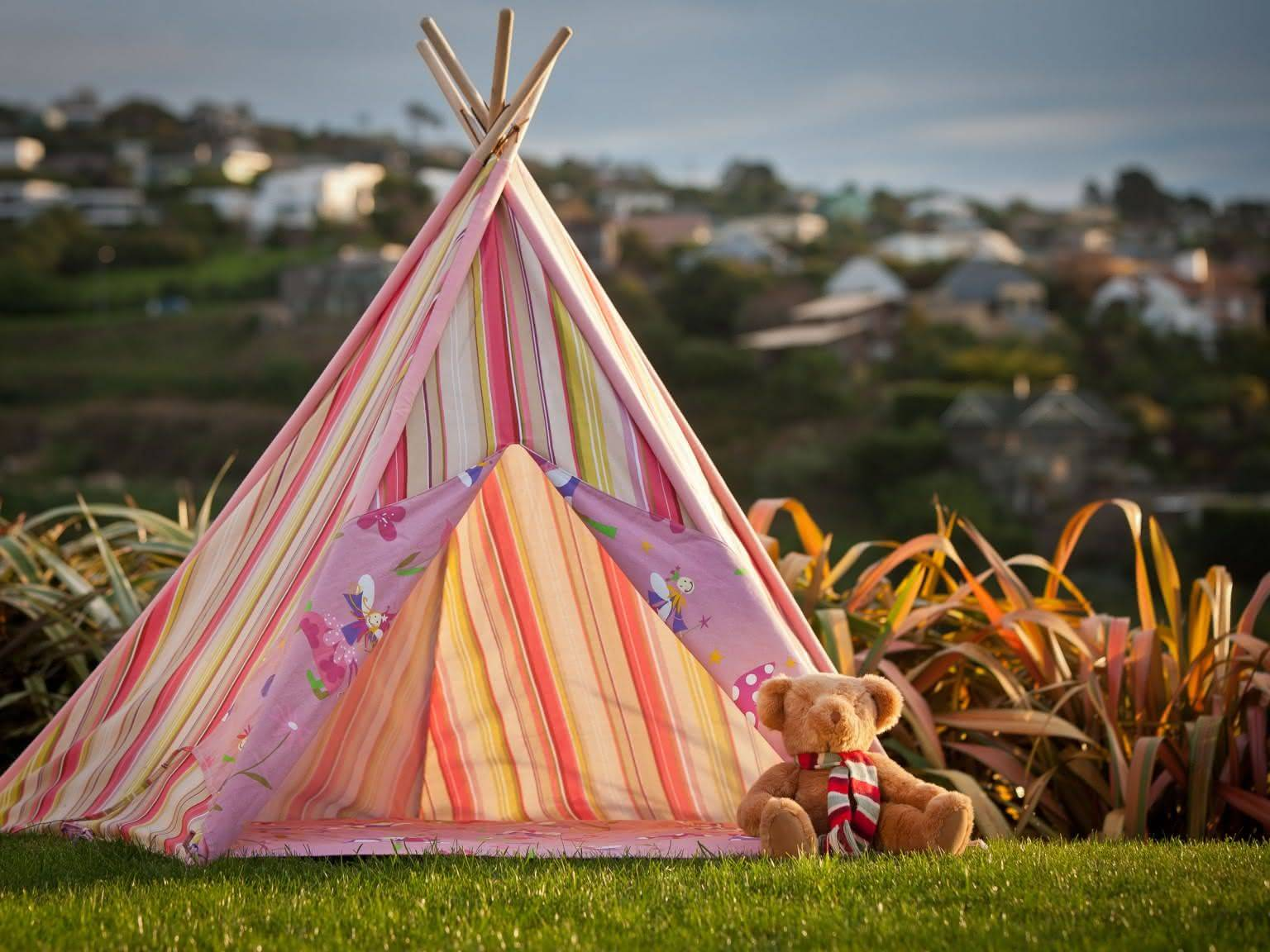 Mocka Kids Teepee Cor Furniture
