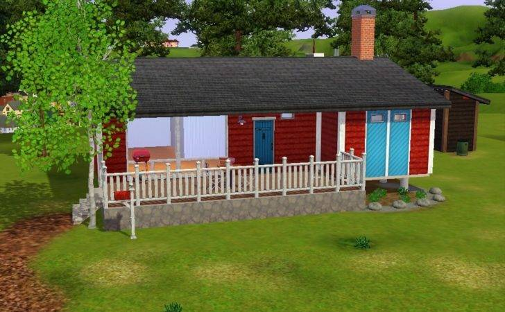 Mod Sims Nordic Summer House