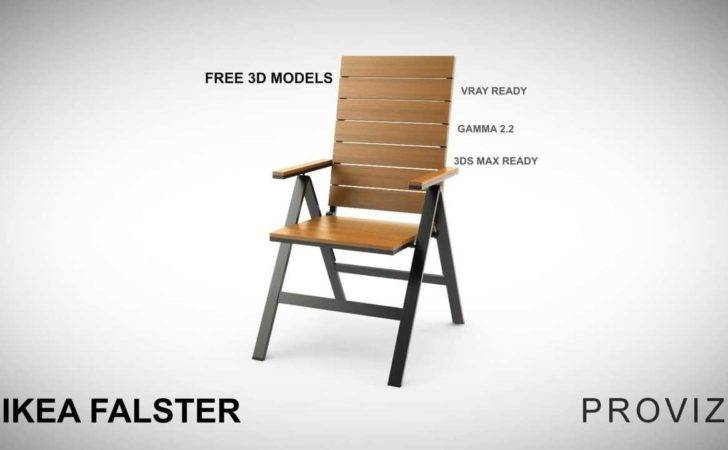 Models Ikea Falster Outdoor Furniture Series Youtube