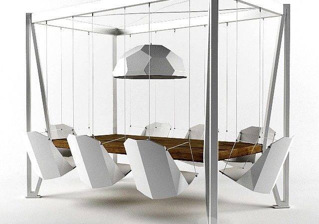 Models Table Chair Duffy London Swing