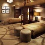Modern Adult Bedroom Stylish Bunk Beds