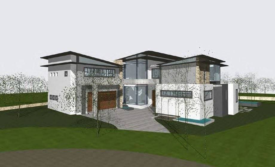 Modern African House Plans Inspirational Houses