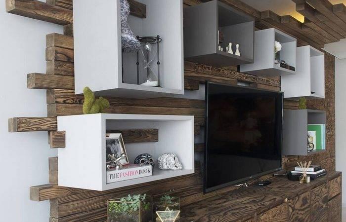 Modern Apartment Wood Design Elements Creativeresidence