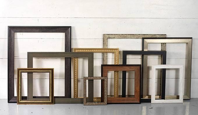 Modern Art Frames