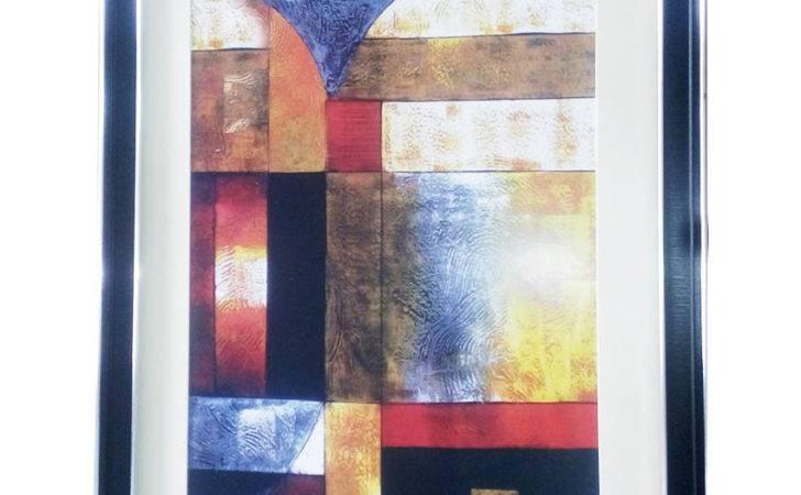 Modern Art Wooden Frame Buy Vanshikaenterprises Yellow