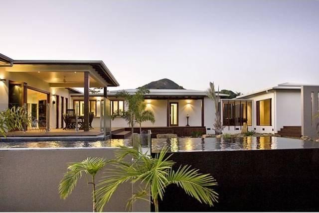 Modern Asian Exterior House Design Ideas Interior