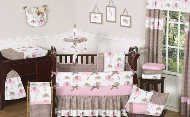 Modern Baby Bedding Sets Girls