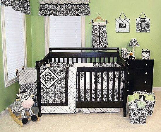 Modern Baby Crib Bedding Sets Babies Pinterest
