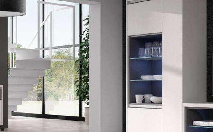 Modern Baixmoduls Kay Tall Cabinet Doors