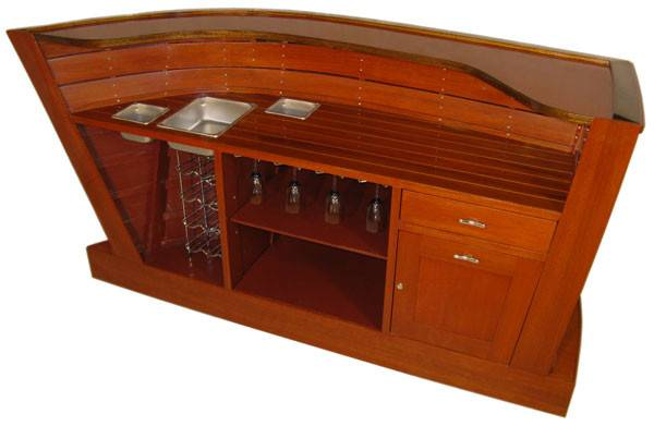 Modern Bar Design Commercial Style