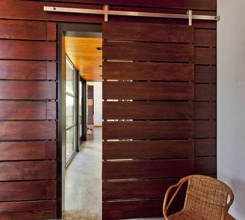 Modern Barn Doors Home Design Ideas Remodel Decor