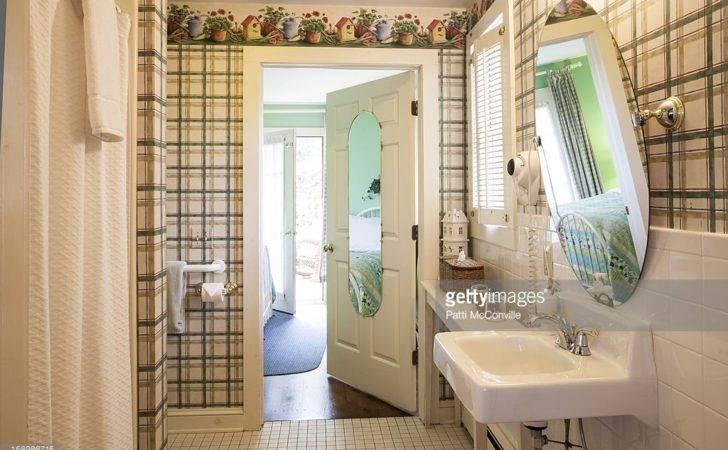 Modern Bathroom Bright Getty