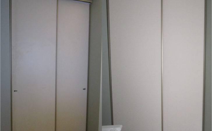 Modern Bathroom Closet Doors Small Space Decoori