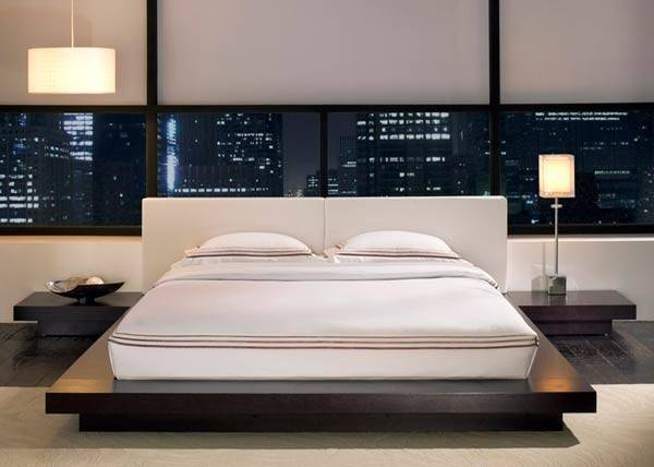 Modern Bedroom Furniture Aesthetics Philosophy Freshome