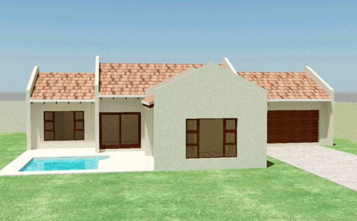Modern Bedroom House Plans South Africa Style