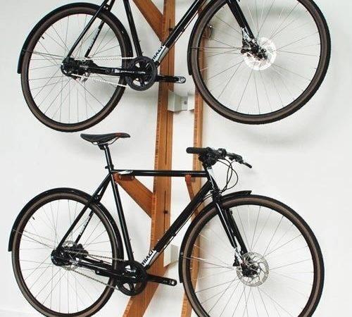 Modern Bike Rack Biking Pinterest