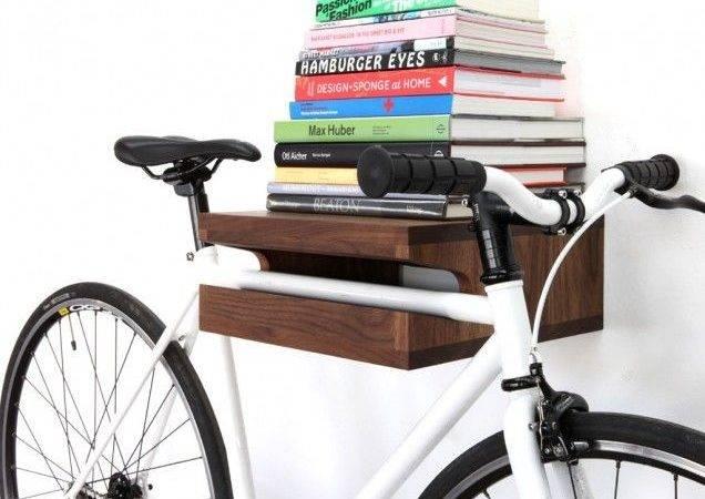 Modern Bike Rack Diy Crafts Tips Pinterest