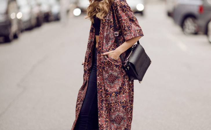 Modern Boho Chic Outfit
