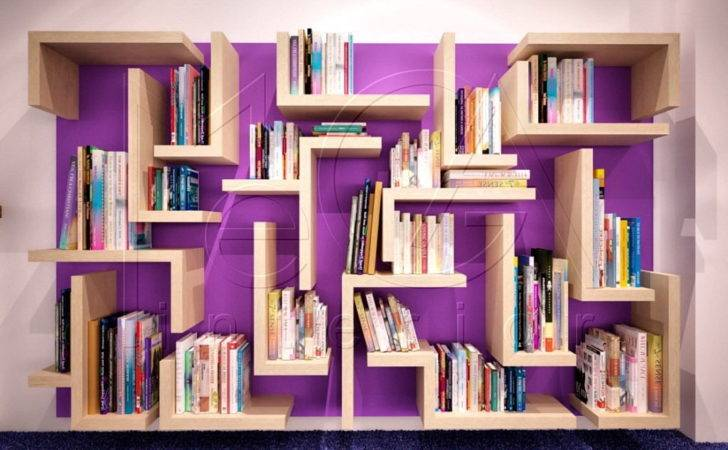 Modern Bookcase Design Ideas Interior Inspirations