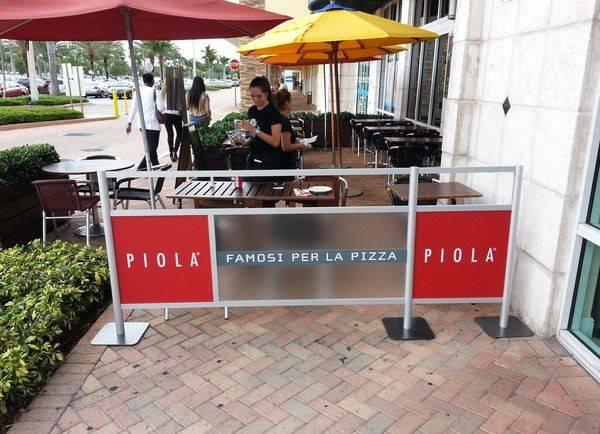 Modern Cafe Outdoor Restaurant Dining Sidewalks Restaurants