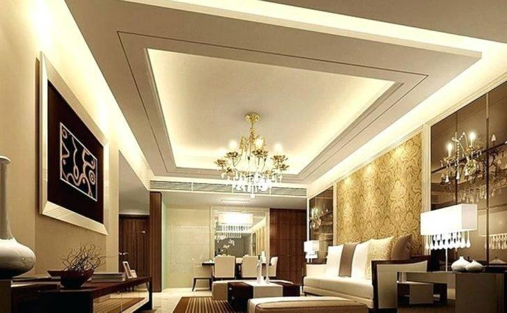 Modern Ceiling Design Living Room