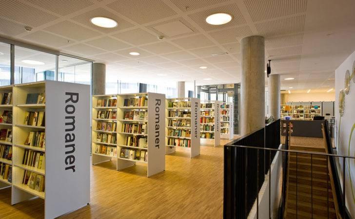 Modern Childrens Library Interior Design