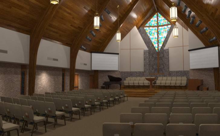 Modern Church Interior Design Trend Home Decor