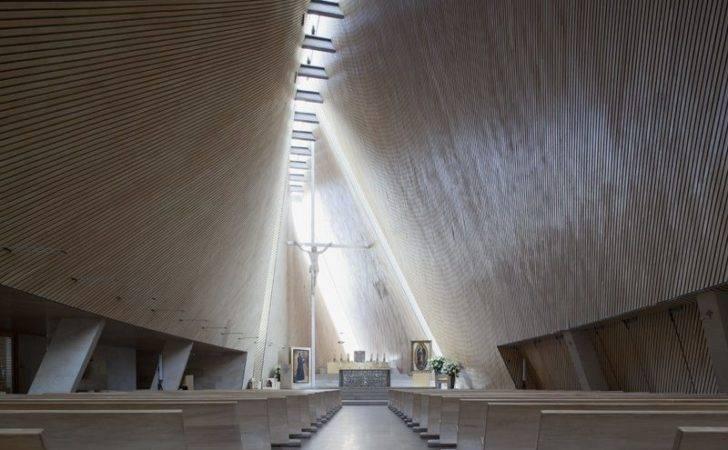 Modern Church Interior Design