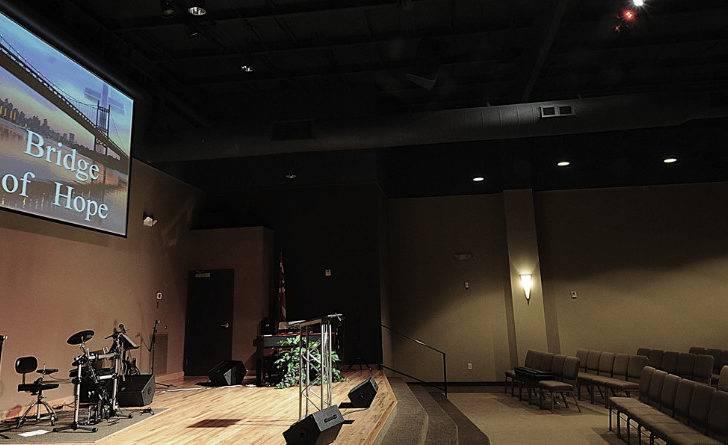 Modern Church Interior Further Home Ideas