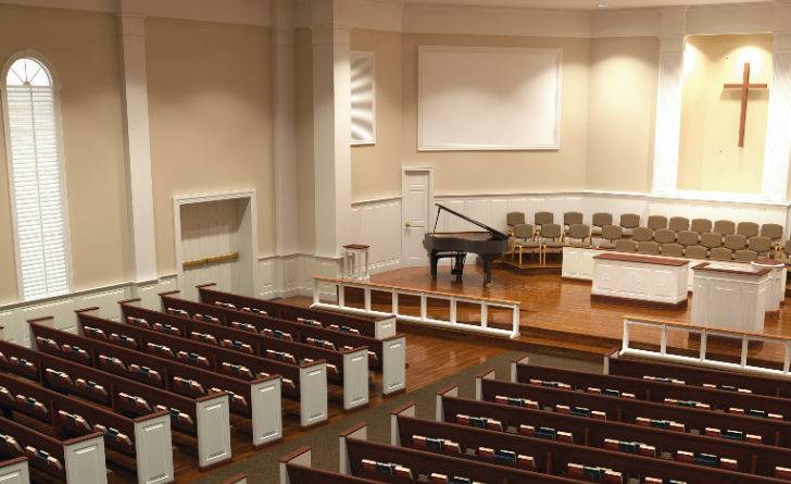 Modern Church Sanctuary Colors Decor Joy Studio Design
