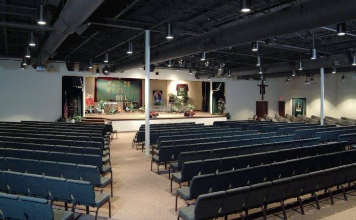 Modern Church Sanctuary Design