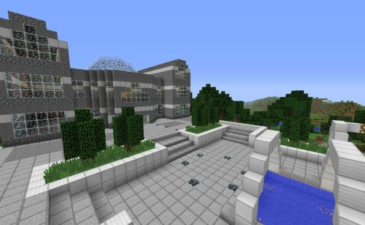 Modern City Hall Diamonds