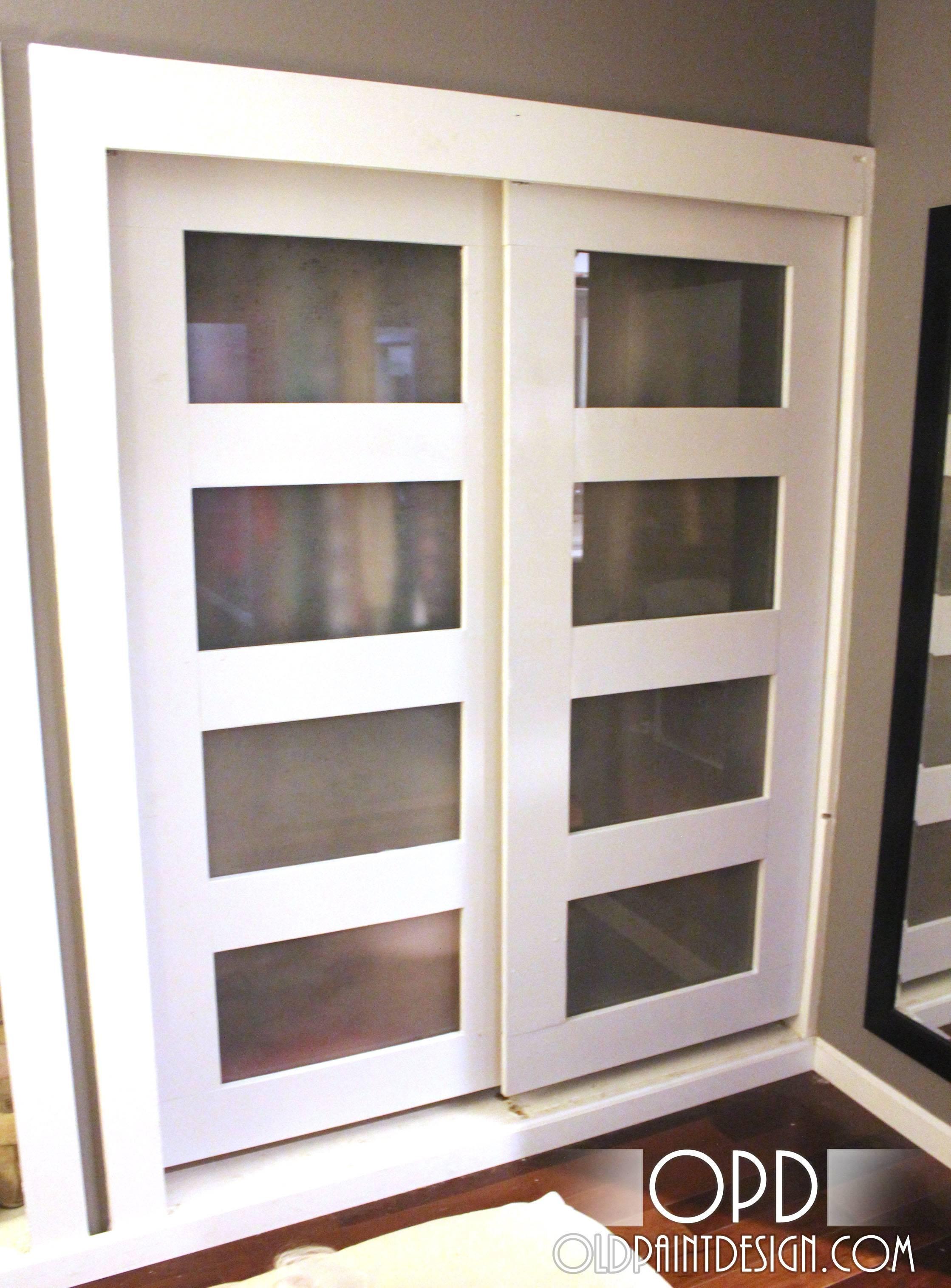 Modern Closet Doors Old Paint Design