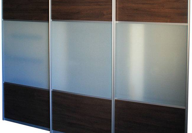 Modern Closet Sliding Doors Fold