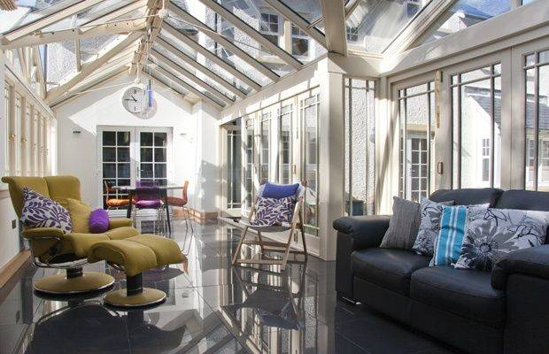 Modern Conservatory Working Together Contemporary Conservatories