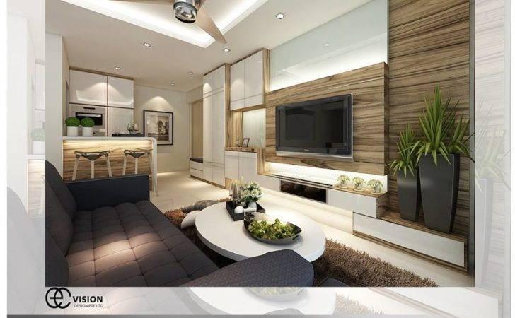 Modern Contemporary Design Blk Rainforest