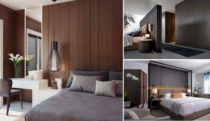 Modern Contemporary Masculine Bedroom Designs Kosip