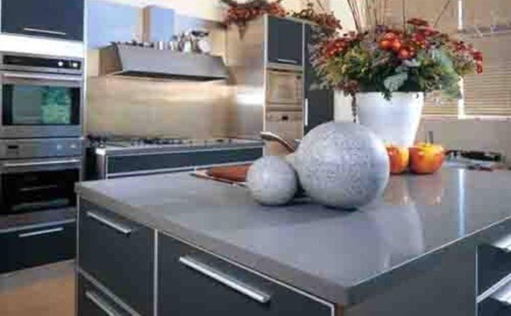 Modern Countertop Kitchen Basaltina