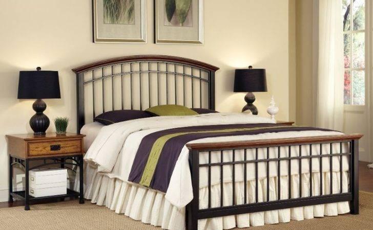Modern Craftsman Home Styles Queen Bedroom Set