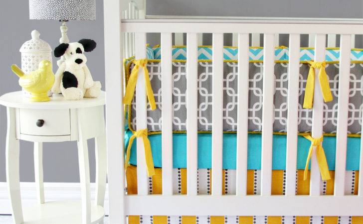 Modern Crib Bedding Sets Boy