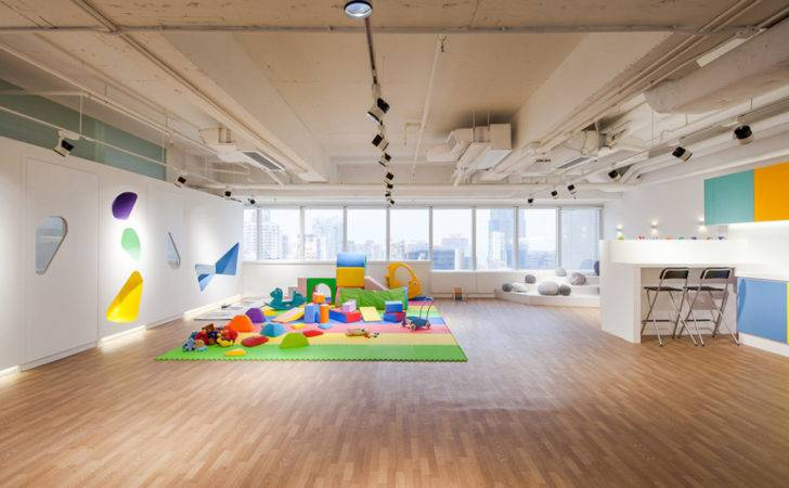 Modern Design Ideas Play School Babysteps Interior