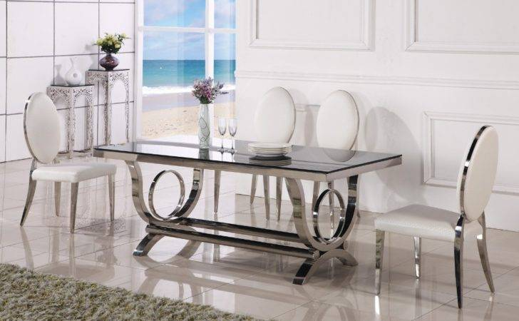 Modern Dining Tables Chairs Furniture